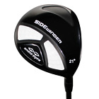 ** ONLY £ 27.99 ** SNAKE EYES SIDEWINDER FAIRWAY WOOD MENS RIGHT HAND GRAPHITE