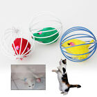 Cat Toy Ball Mouse Feather Funny Playing Mice Mouse Cute Plush