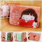 Business Women Bag Protector Case Credit ID Cards Holder