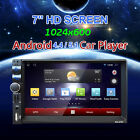 """7"""" Android5.1 2Din HD In Dash Car Stereo GPS Navi MP3 MP4 Player Bluetooth Radio"""