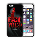 Super Hero Deadpool Iphone 4 4s 5 5s SE 6 6s 7 8 X XS Max XR 11 Pro Plus Case n3