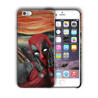 Super Hero Deadpool Iphone 4 4s 5 5s 5c SE 6 6s 7 8 X XS Max XR Plus Case n5