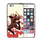 Super Hero Deadpool Iphone 4 4s 5 5s 5c SE 6 6s 7 8 X XS Max XR Plus Case n8