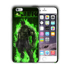 Super Hero Hulk Iphone 4 4s 5 5s 5c SE 6 6s 7 8 X XS Max XR Plus Case Cover n4