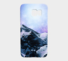 Phone Case Cell cover for Iphone Samsung Galaxy Design 59 mountain blue L.Dumas