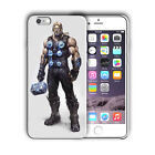 Super Hero Thor Iphone 4 4s 5 5s 5c SE 6 6s 7 8 X XS Max XR Plus Case Cover n4