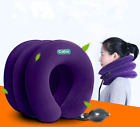 Inflatable Neck head Pain Relief traction Cervical Collar Neck Support Brace