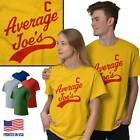 Average Joes Gym Athletic Funny Comedy Movie Short Sleeve T-Shirt Tees Tshirts