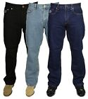 MENS BNWT BRANDED JEANS WORK WEAR SMART CASUAL 2 COLOURS BIG SIZES 30 TO 60 SALE