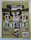 Sports Illustrated, Pittsburgh Peguins, 2016 Stanley Cup Champions
