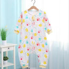Baby Cotton Sleeping Bag Legs Infant Sleepsacks Kids Sleepwear Summer Autumn
