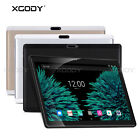 Android Tablet 7.0 OS 10.1'' Unlocked 4G/3G Dual Sim Octa Core 32GB 64GB FHD IPS