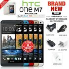 New Factory Unlocked HTC One M7 Black Blue Red Gold Silver 32GB Android Phone