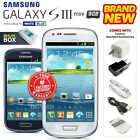 New & Sealed Factory Unlocked SAMSUNG Galaxy S3 III Mini ...