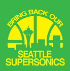 Bring Back Our Seattle Supersonics shirt Vintage NBA Sonics Expansion Kemp GP on eBay