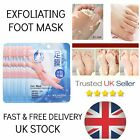 Exfoliating Foot Mask Peel Renewal Pair Baby Soft Feet Remove Dead Skin Cuticles