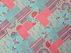 GRAYSON ~ COTTON FABRIC PATCHWORK SQUARES PIECES CHARM PACK 2 3 4 5 6 INCH