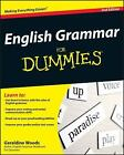 English Grammar for Dummies by Geraldine Woods Paperback Book (2nd edition)