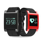 Bluetooth Wristband Track Smart Watch Bracelet Blood Pressure Heart Rate Monitor