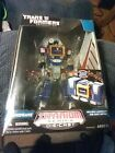 Hasbro Titanium Series Transformers 6 Cyber Hero Soundwave Action Figure