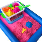 Colorful Magic Motion Sand 50g Kinetic Kid Child DIY Play Craft Non Toxic Toy