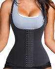 Waist Trainer Corset Vest for Weight Loss Body Shaper Workout Underbust JJ8