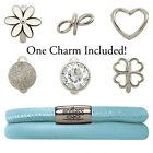 Endless Jewelry StarterKit Light Blue Bracelet & Charm Set (Authorized Retailer)