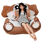 Giant Stuffed Animal Double Bed Soft Plush Beanbag Mattress Sofa Mat 12 Models