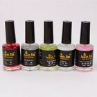 Cuticle Soften Softener Nourishment Calcium Oil Bright Polish Nail Art Care Set