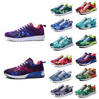 2017 Men's Women's Sneakers Casual Sports Athletic Breathable Gym Running Shoes