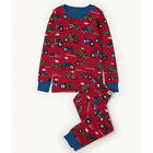 BNWT New Hatley Farm Tractors Pyjamas Organic Cotton Boys PJs Pajamas