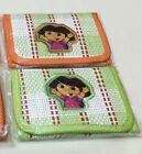 Kids Colorful Trifold Wallets, Dora The Explorer, 4.5 x 3""