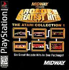 ***ARCADE'S GREATEST HITS ATARI COLLECTION 1 PS1 PLAYSTATION 1 DISC ONLY~~~