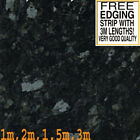 Oasis  Black  Granite Matt Laminate Kitchen Worktop 30mm 3m,2m,1.5m,1m