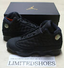 NIKE AIR JORDAN 13 XIII RETRO BG GS BLACK CAT 884129-011 chicago bred low og