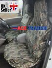 ASTON MARTIN DB9 (04-) HEAVY DUTY GREEN CAMOUFLAGE SEAT COVERS 1+1