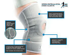 Open patella pull on knee sleeve support GREY High quality Medical Grade