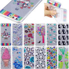 New Slim Clear Soft Silicone TPU Rubber Gel Back Case Cover or Various Phone