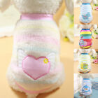Cute Dog Cat Puppy Clothing Sweater Small Puppy Shirt Soft Pet Cat Coats