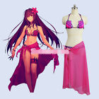 Fate/Grand Order queen Scathach Swimming suit bathing suit cosplay costume