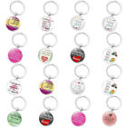 Gifts For Teacher Keyring Love Heart Keychain Teaching assistant Nursery Teacher