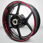 Motorcycle Rim Wheel Decal Accessory Sticker for Triumph Sprint ST 955i $51.85 USD on eBay