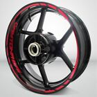 Motorcycle Rim Wheel Decal Accessory Sticker for Triumph Daytona 675 $53.07 USD on eBay