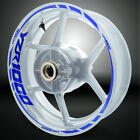 Motorcycle Rim Wheel Decal Accessory Sticker for Yamaha YZR 1000