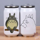 Totoro Stainless Steel Insulated Thermos Cup Flask Or Can Travel Water Lunch