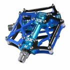 RockBros Road Mountain Bike Platform Pedals Flat Aluminum Sealed Bearing 9-16 in