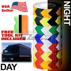 "Внешний вид - *Arrow Conspicuity Tape 2""x120' Reflective Safety Warning Sign Car Truck RV"