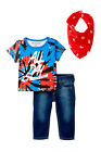 True Religion Infant Boy's All Day Geno Outfit with Banda...