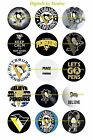 "NHL BOTTLE CAP IMAGES 30 1"" CIRCLES HOCKEY TEAMS YOU PICK $3.45 *FREE SHIPPING* $3.45 USD on eBay"
