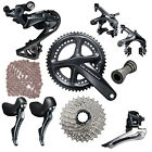 Shimano Ultegra R8000 Road Bike 165/170/172.5/175mm,50-34T/53-39T Groupset W/ BB